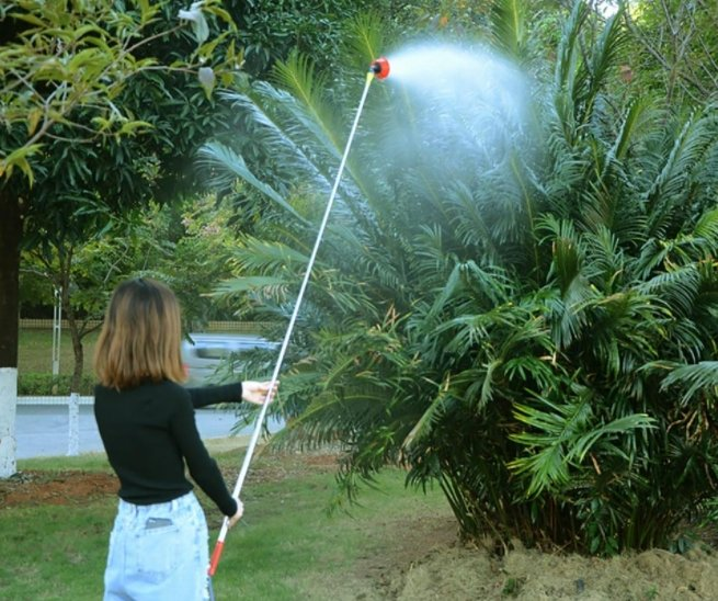 Speratum-Retractable Pressure Sprayer - Activeadultliving