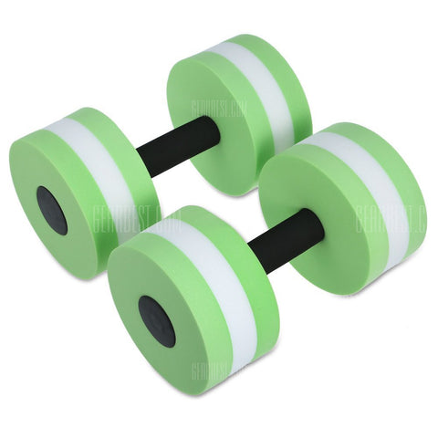 Aquatic Dumbbells for Swim Training (Color Options)