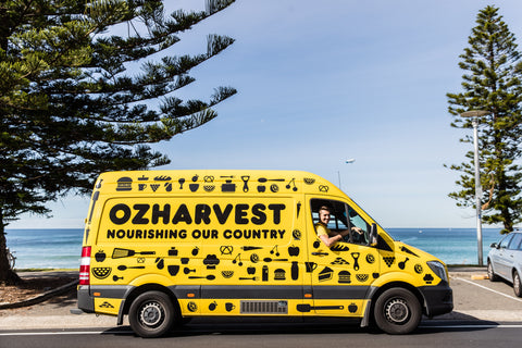 VanDeRo and Ozharvest on the move this Christmas to give back