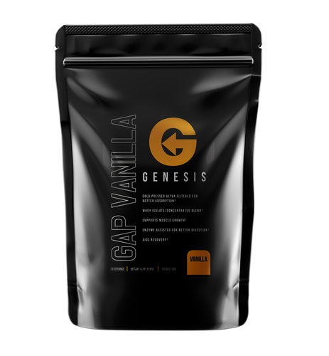 Protein - G.A.P. Vanilla (Growth and Power)