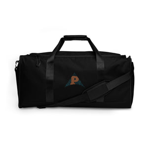 Arrow Black Duffle bag