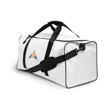 Load image into Gallery viewer, Arrow White Duffle bag