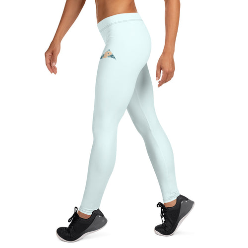 P3 Arrow Powder Blue Leggings