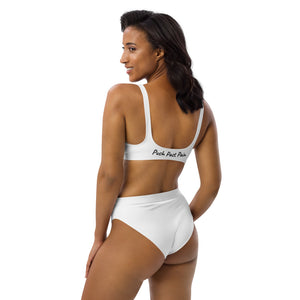 Ivory P3 High-Waisted Bikini
