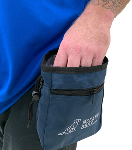 McCann Dog Training Bait Pouch - McCann Professional Dog Trainers