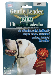 Gentle Leader Headcollar (SMALL) - McCann Professional Dog Trainers