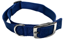 Load image into Gallery viewer, Small Flat Buckle Dog Collar (Adjustable) - McCann Dog Trainers