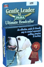 Load image into Gallery viewer, Gentle Leader Headcollar With Metal Buckle (no-slip) (MEDIUM and LARGE) - McCann Dog Trainers
