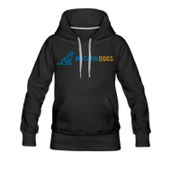 Women's McCann Dogs Hoodie - McCann Professional Dog Trainers