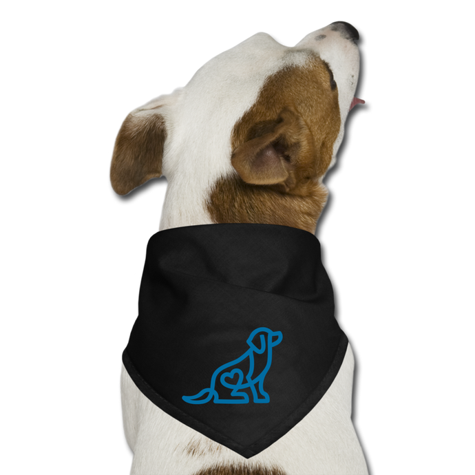 HeartDog - Dog Bandana - McCann Dog Trainers