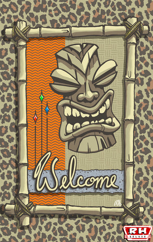 WELCOME - 11 X 17