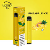 Airis XL Disposable Vape 1200 Puffs Pineapple Ice Flavor (Box of 10)