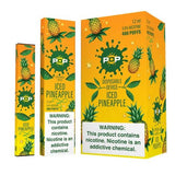 POP 1.2ML PREFILLED DISPOSABLE POD DEVICE (THREE PACK DEAL)