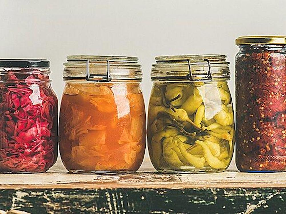 Olives / Pickles / Tomatoes / Preserved Vegetables
