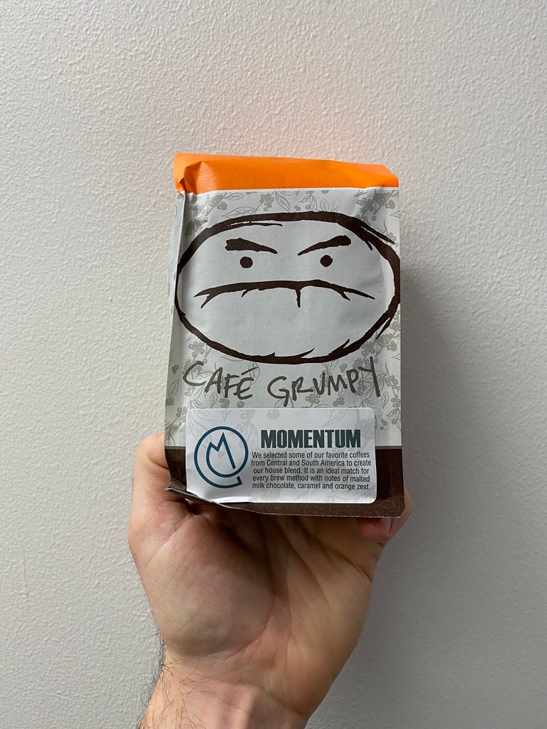 Momentum - Cafe Grumpy (Whole Beans) - Medium/Lighter Roast