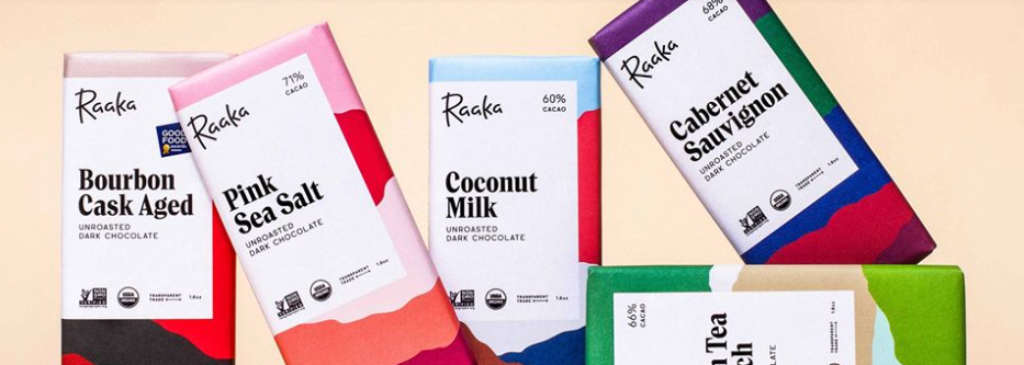 CHOCOLATE PACK - Raaka - 2 Bar Mix Pack