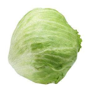 1 x Head of Iceberg Lettuce