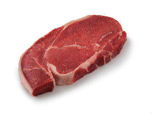 1 x 8oz Vacu-sealed Striploin Steak