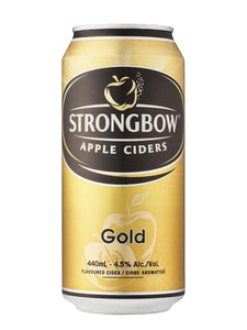 440ml - Strongbow Gold Tall Can