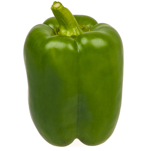 1 x Green Pepper
