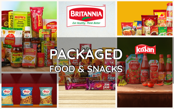 Snacks & Packaged Food