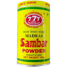 777 Madras Sambhar Powder