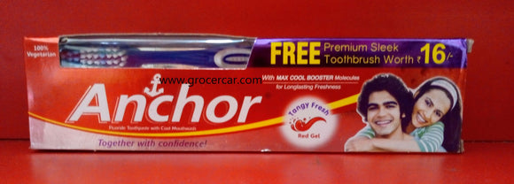 Anchor Red Gel Toothpaste