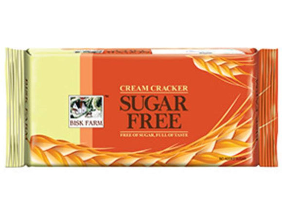Bisk Firm Cream Cracker( Sugar Free)