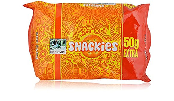 Bisk Firm  Snackies 50gm Extra