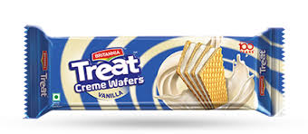 Britannia Treat Creme Wafers
