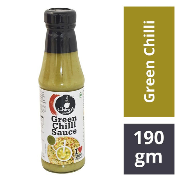 Ching' Green Chilli Sauce