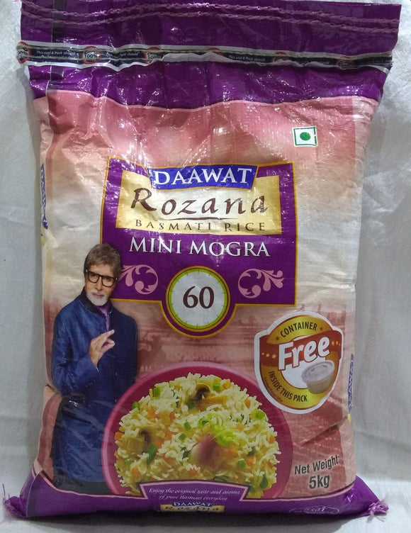 Daawat Rozanna Mini Mogra Rice