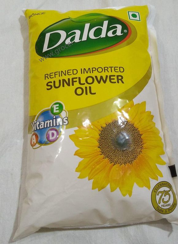 Dalda Sunflower Oil
