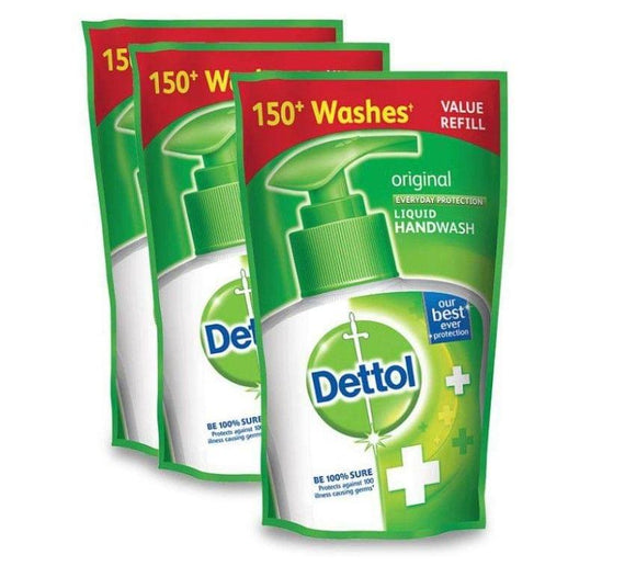 Dettol Original Hand Wash 175ml