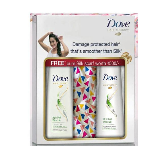 Dove Hairfall Rescue Shampoo + Conditioner Combo Pack
