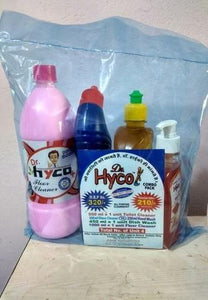 Dr. Hyco Combo Pack