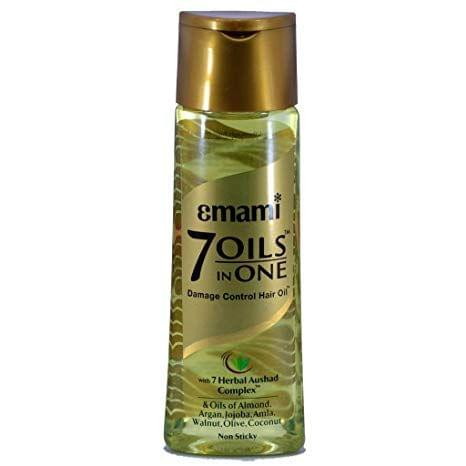 Emami 7 Oils in 1, Damage Control Hair Oil