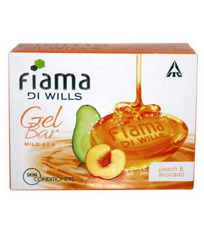 Fiama Di Wills Gel bar, Peach & Avocado