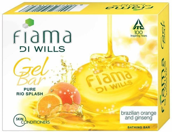 Fiama Di Wills Gel bar, Pure Rio Splash