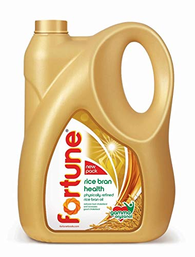 Fortune Rice Bran Oil 5ltr