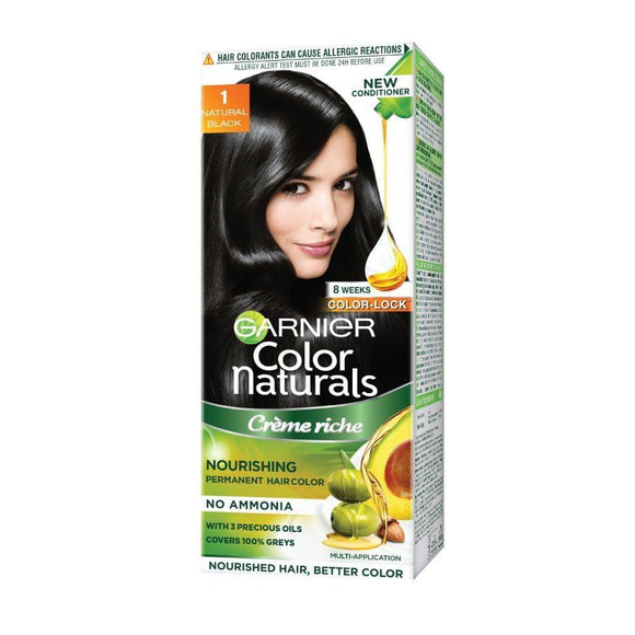 Garnier Color Naturals No. 1 Black