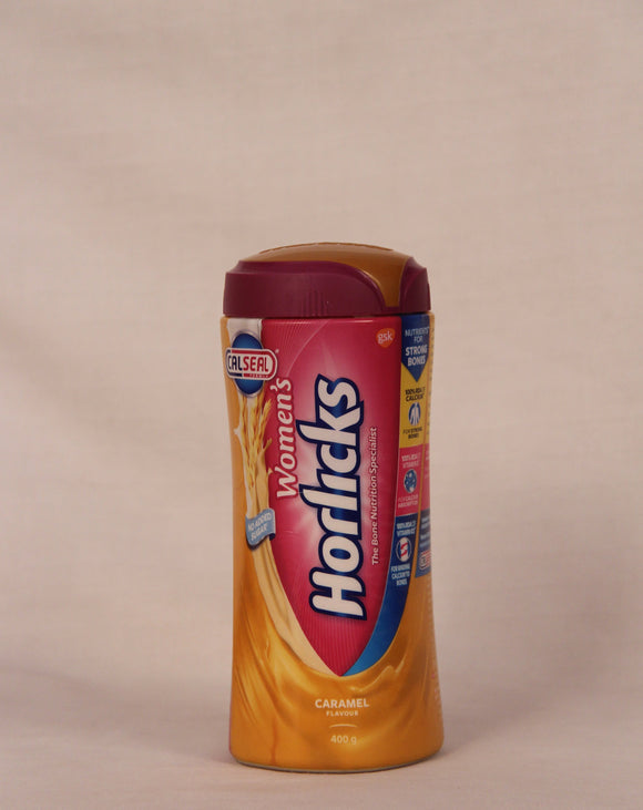 Women Horlicks Caramel, 400gm