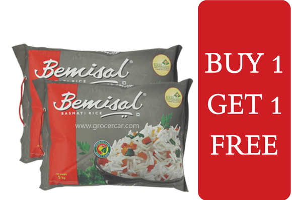 India Gate Bemisal Basmati Rice