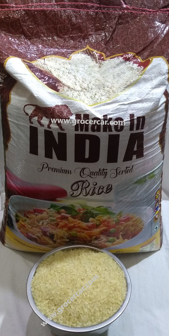 Make In India Boiled Rice
