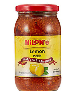 Nilon's Lemon pickle