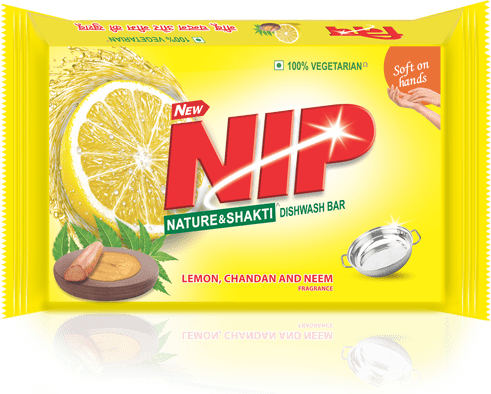 Nip Active Dishwash Bar