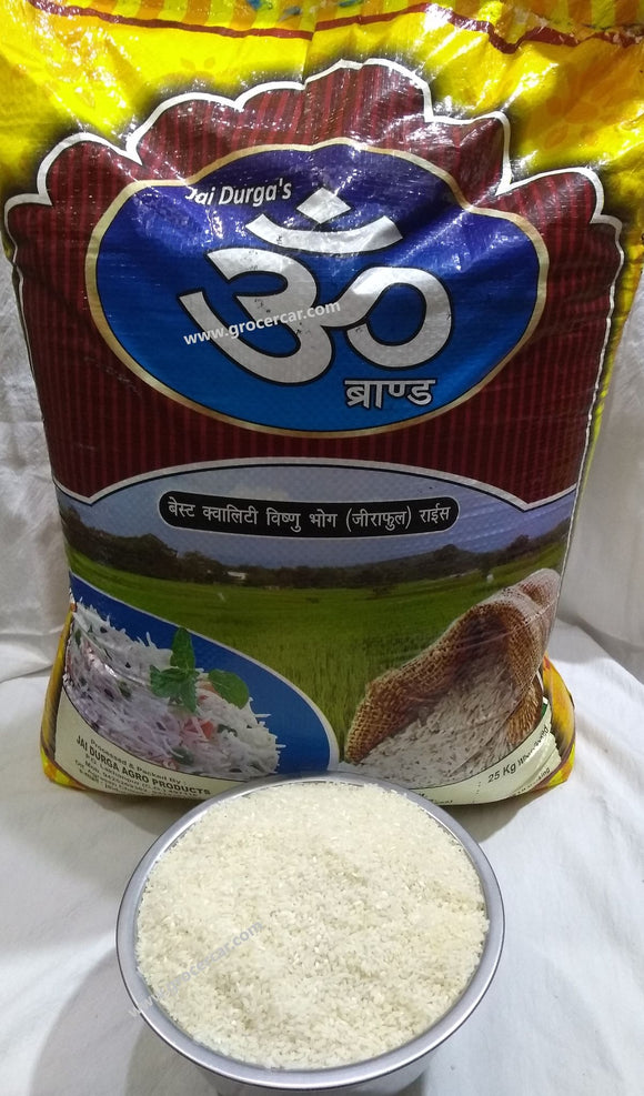 Om Jawaful Basmati Rice