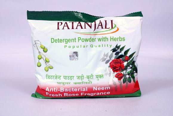 Patanjali Popular Washing Powder