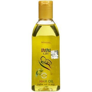 Patanjali Sishu Care Hair Oil