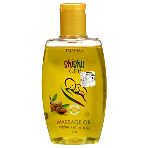 Patanjali Sishu Care Massage Oil